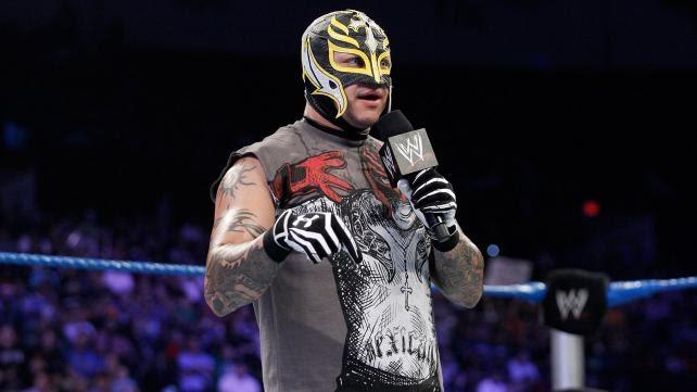 Rey Mysterio anunciado para House Show de esta semana