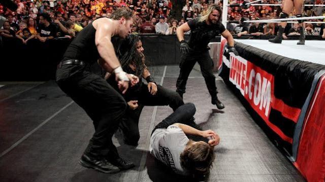 Que paso después de RAW 19 de Agosto
