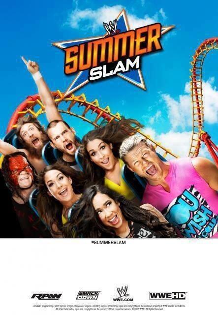 Resultados WWE Summerslam 2013