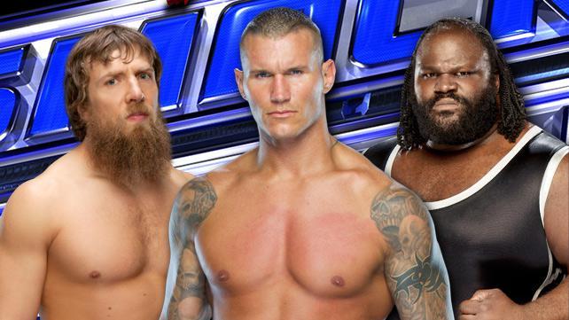 Resultados WWE Smackdown 6 Septiembre 2013