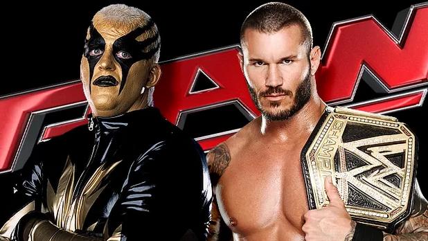 Goldust vs. Randy Orton en RAW por el trabajo de Cody Rhodes