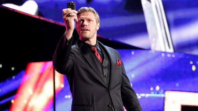 Edge regresa la próxima semana a WWE RAW