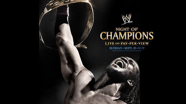 Resultados WWE Night of Champions 2013