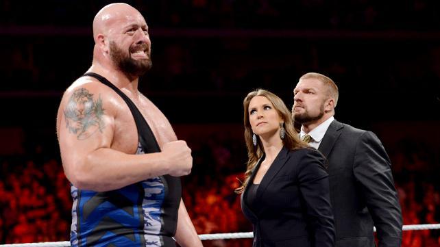 Cambio de planes para Big Show en Night of Champions