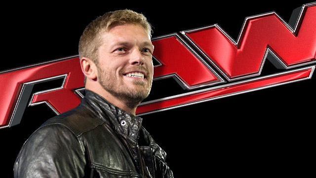 Edge habla sobre su Regreso a RAW y se revelan nuevos detalles de su regreso
