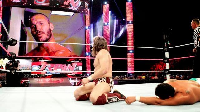 Que paso despues de WWE RAW 14 de Octubre