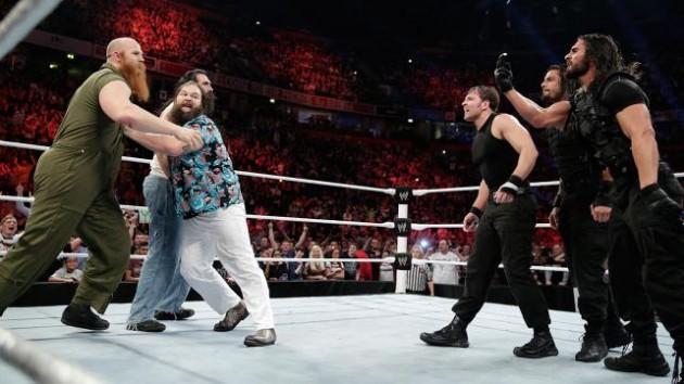 Actualización sobre el feudo The Wyatt Family vs The Shield