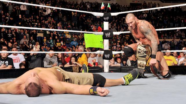 Resultados WWE RAW 25 de Noviembre 2013