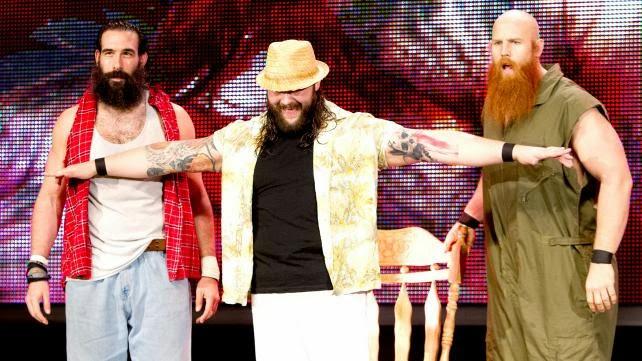 Motivo del feudo de The Wyatt Family vs CM Punk y Daniel Bryan