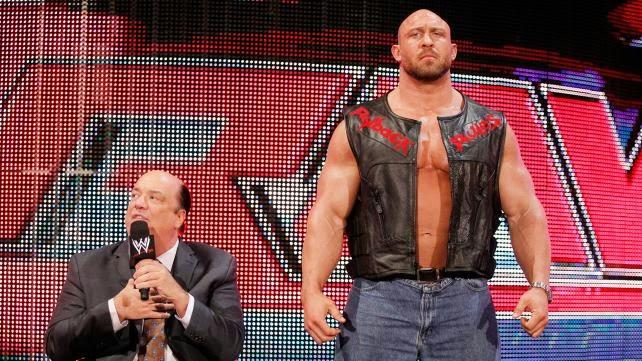 Posible feudo entre Ryback vs Brock Lesnar para Royal Rumble 2014