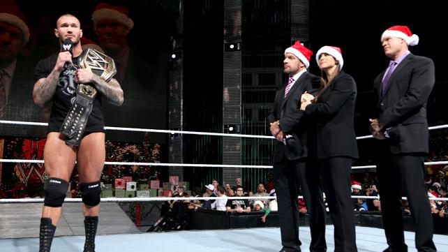 Resultados WWE RAW 23 de Diciembre 2013