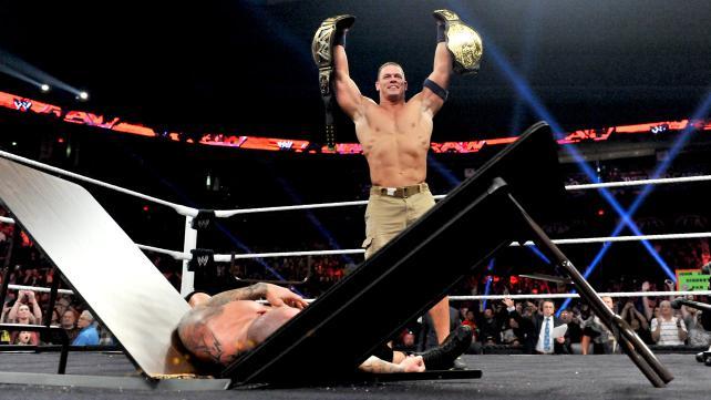 Resultados WWE RAW 2 de Diciembre 2013