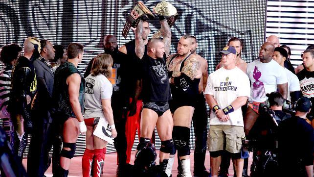 Resultados WWE RAW 16 de Diciembre 2013