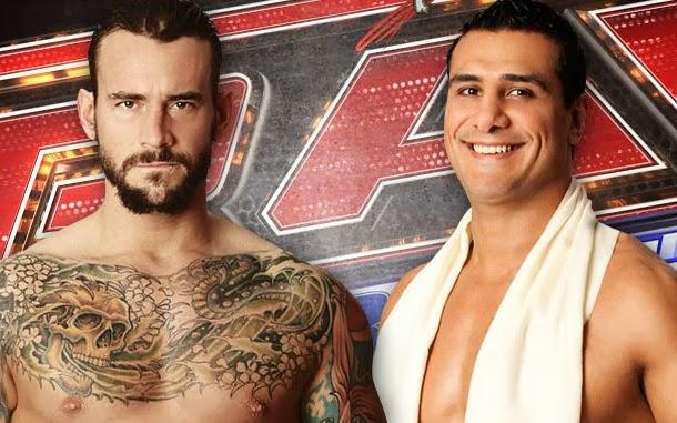 Planes de retiro de Alberto Del Rio y CM Punk
