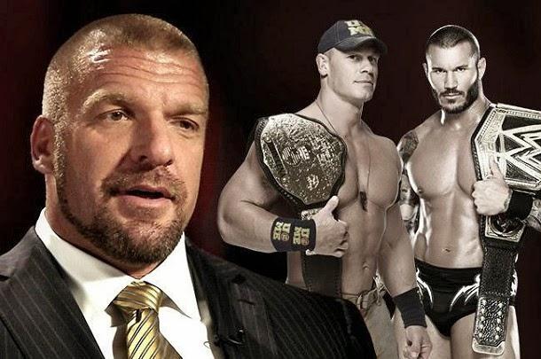 Triple H: 'el campeonato mundial de la WWE es 'el CAMPEONATO'