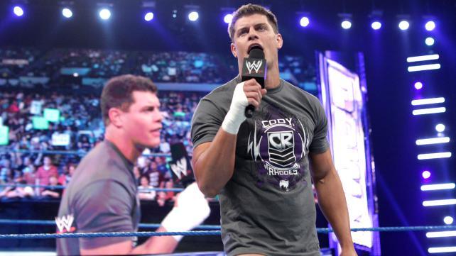Cody Rhodes: 'Goldust y yo intentamos recuperar el tiempo perdido.'