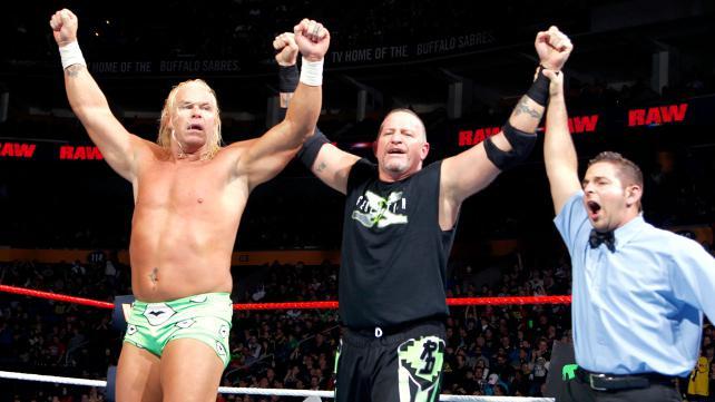 The New Age Outlaws pasan al roster principal de la WWE