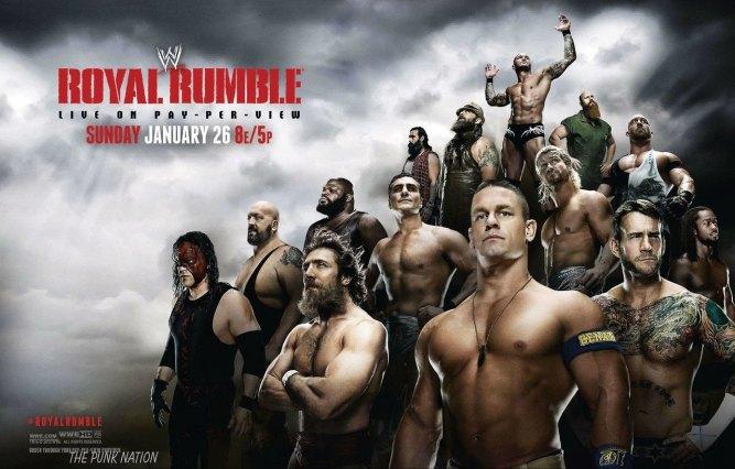 Nuevos participantes confirmados para el Royal Rumble Match 2014