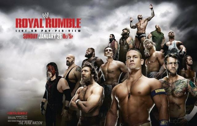 10 nuevos participantes confirmados para el Royal Rumble Match