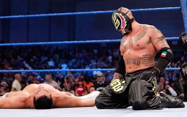 Rey Mysterio quiere a Alberto del Rio en Wrestlemania 30 en Mascara vs Cabellera