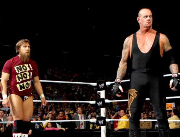 Daniel Bryan, ¿Posible rival del Undertaker en WreslteMania 30?