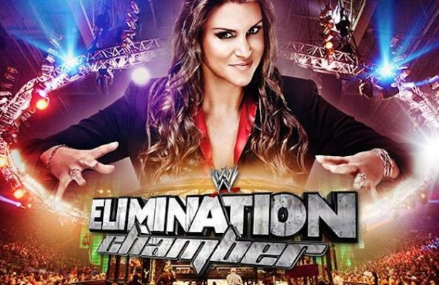 Resultados WWE Elimination Chamber 2014