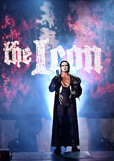 Sting apunto de cerrar su contrato con WWE