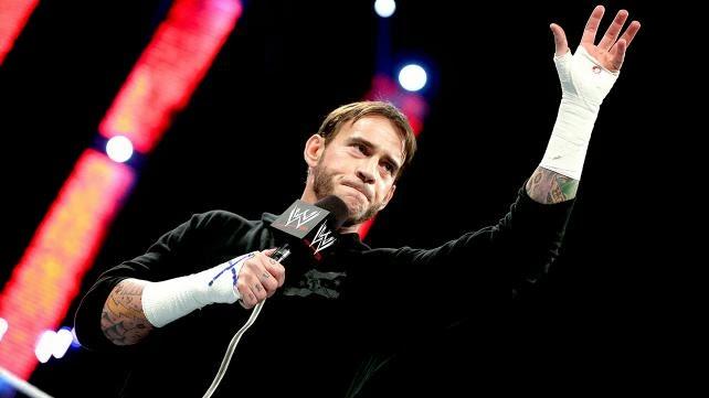 Desesperados en WWE para traer de vuelta a CM Punk
