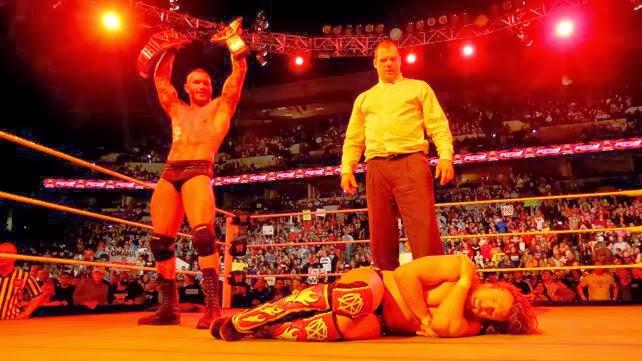 Que paso después de WWE RAW 3 de Febrero 2014?