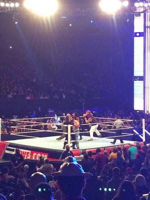 Lo Que No Viste WWE RAW ( 24 Marzo 2014 )