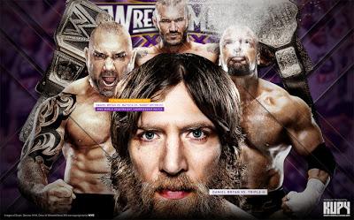 Confirmada la Triple amenaza por el campeonato mundial en Wrestlemania 30