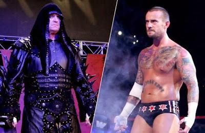 Cm Punk y The Undertaker no estuvieron en RAW