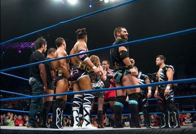 Resultados TNA Impact Wrestling ( 6 Marzo 2014 )