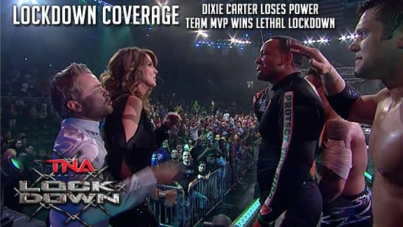 Resultados TNA LockDown 2014