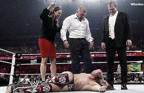 Resultados WWE RAW 03 de Marzo 2014