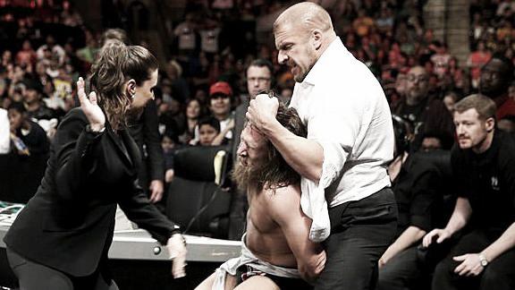 Resultados WWE RAW 17 de Marzo 2014