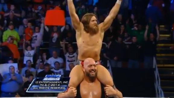 Resultados WWE SmackDown 07 de Marzo 2014