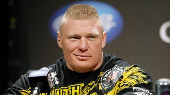 Recordando la carrera de Brock Lesnar