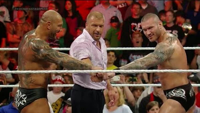 Resultados WWE RAW ( 14 Abril 2014 )