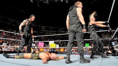 Resultados WWE Smackdown ( 25 Abril 2014 )
