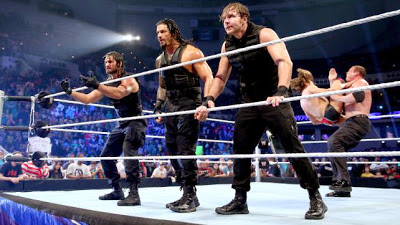 Resultados WWE Smackdown ( 11 Abril 2014 )