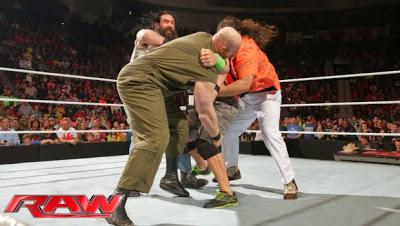Lo Que No Viste WWE RAW ( 28 Abril 2014 )