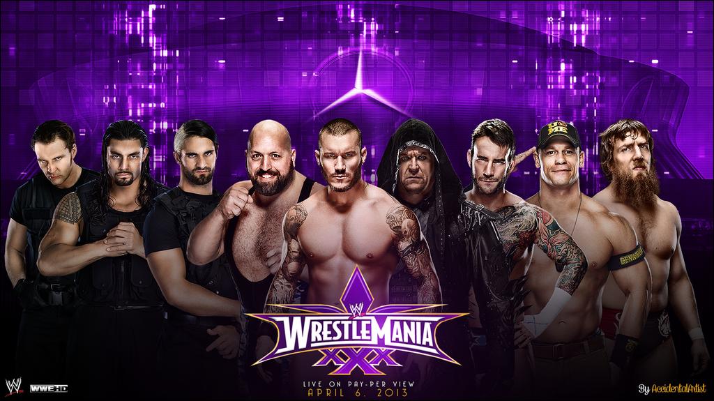 Resultados WWE Wrestlemania 30