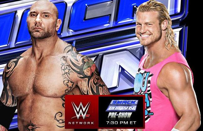 Resultados WWE Smackdown 23-04/14