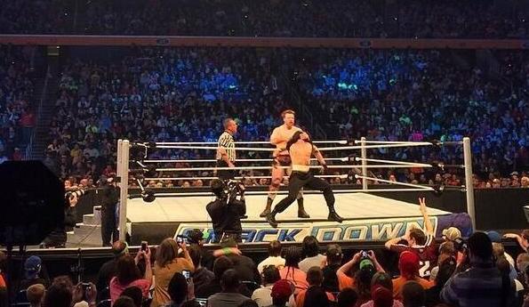 Resultados WWE Smackdown 09-04/14 ¡Sheamus retiene el USC!