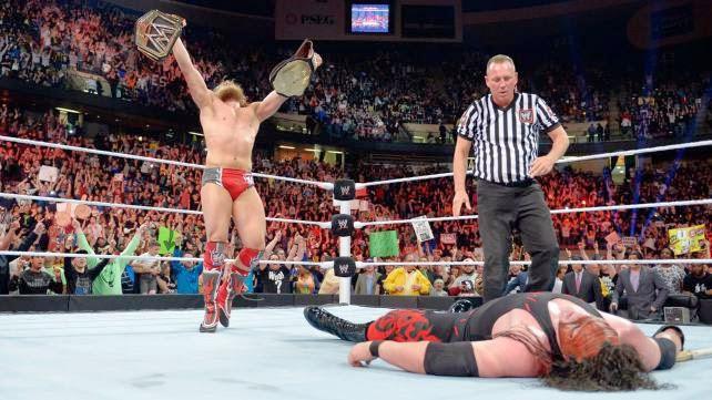 Planes actuales y alternativos para el evento principal de WWE Payback