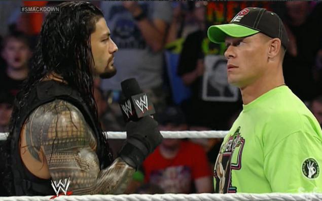 Resultados WWE Smackdown 20-06-14