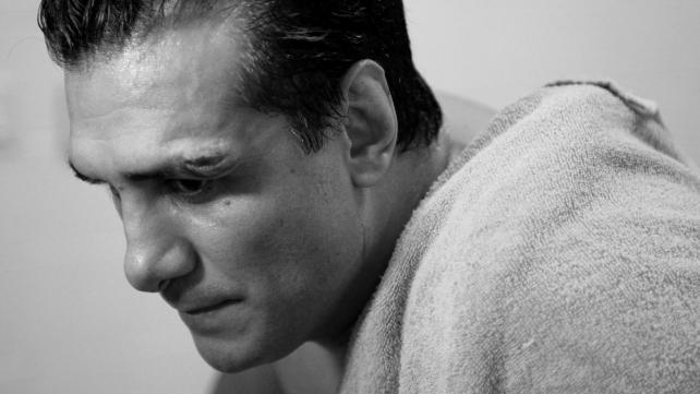 Alberto Del Rio recibe siete puntos de sutura