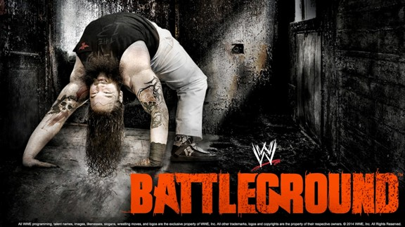 Horarios oficiales para WWE Battleground 2014