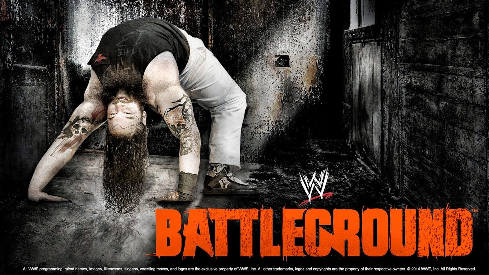 Resultados PPV WWE Battleground 20 de Julio 2014